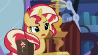Sunset Shimmer -would be okay with that-- EGS3