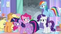 "Twilight ""I've already done enough"" S9E25"