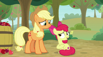 """Apple Bloom """"get 'em done twice as fast"""" S9E10"""