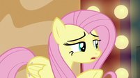 """Fluttershy """"the star wants control of the show"""" S6E20"""