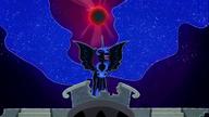 MAFH 07 Księżniczka Luna przemieniona w Nightmare Moon