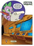 My Little Pony Transformers issue 2 page 1