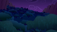 Nightfall in the Everfree Forest S6E15