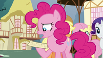 "Pinkie Pie ""continue this caper"" S5E19"