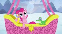 "Pinkie Pie ""the answer was sky"" S7E11"