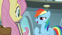 """Rainbow Dash """"Riddle of the Sphinx!"""" S9E21"""