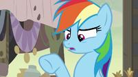 "Rainbow Dash ""the entire town of Somnambula"" S7E18"