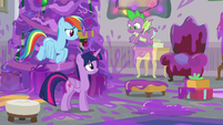 "Spike ""what happened?!"" S8E16"