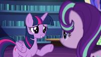 "Twilight ""neither should you"" S6E1"