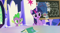 """Twilight """"why would she be giving"""" S9E4"""