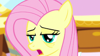 """Fluttershy """"even went to bed early"""" S5E13"""