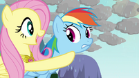 """Fluttershy singing """"just give it a chance"""" S03E13"""