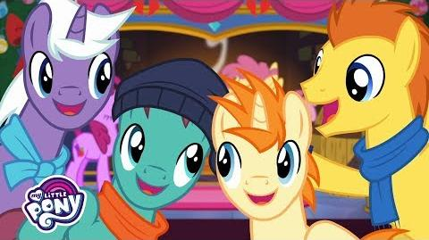 MLP_Friendship_is_Magic_-_'Hearth_Warming_Eve_is_Here_Once_Again'_🎄_Official_Music_Video