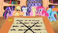 Main ponies Laughing S2E3