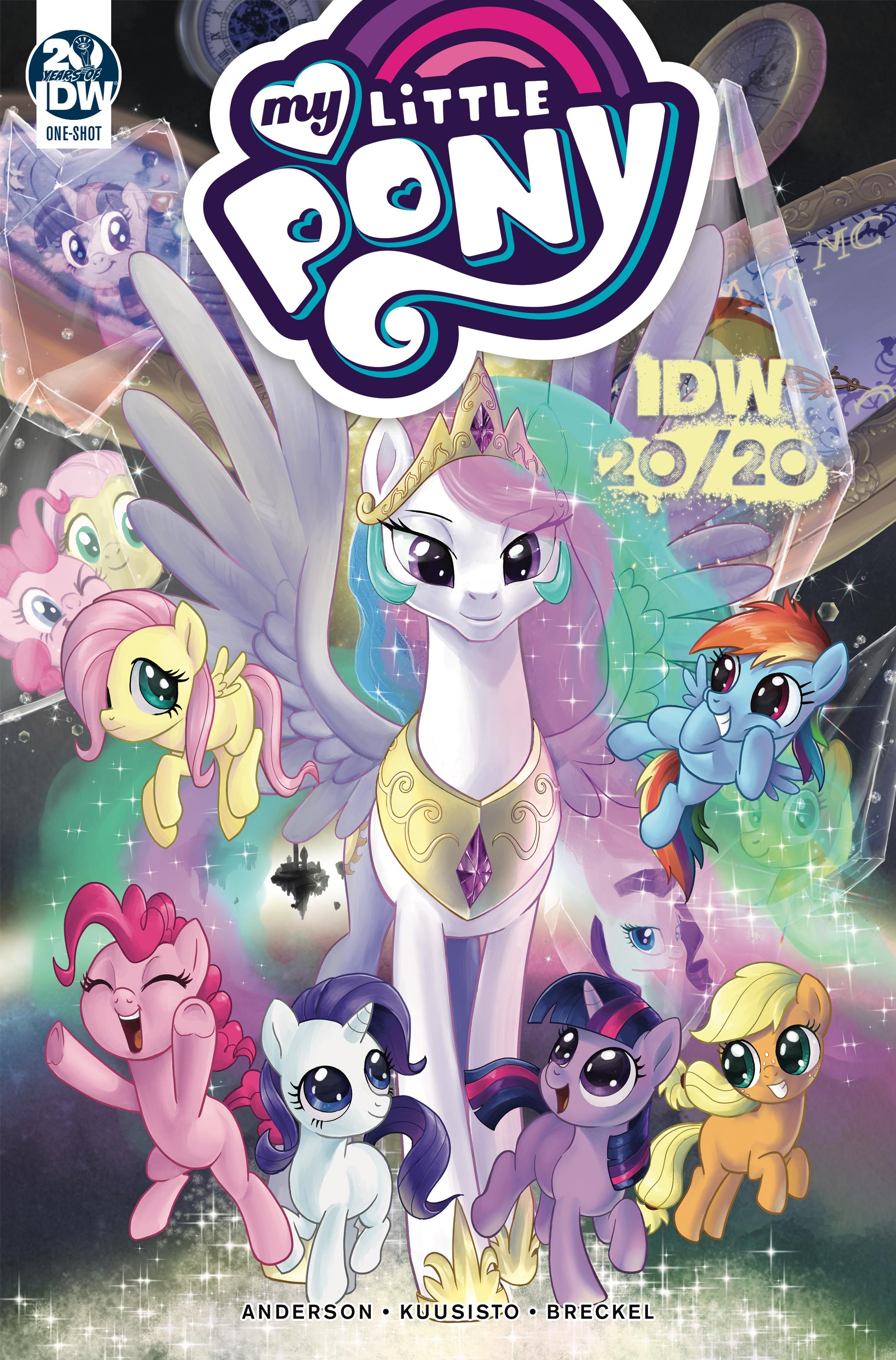 My Little Pony: IDW 20 20