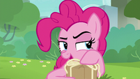"""Pinkie Pie """"time to open your present"""" S6E3"""