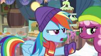 "Rainbow ""I didn't Triple Dare you back!"" BGES1"