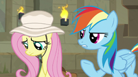 """Rainbow """"she has the wings you needed"""" S9E21"""