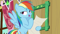 """Rainbow Dash """"a picture of yours truly"""" S8E20"""