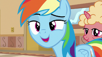 "Rainbow Dash ""rollercoaster of all time"" S8E5"