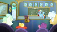 """Rainbow Dash """"wake up, newbies!"""" S6E24"""