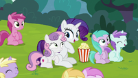 """Rarity """"it's just like old times!"""" S7E6"""