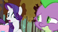 """Rarity """"that does look uncomfortable"""" S8E11"""