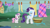 Rarity -Stay out of trouble- S2E05