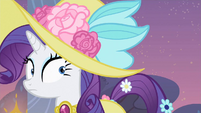 Rarity don't find out S2E9