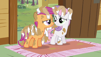 Scootaloo & Sweetie Belle why... S2E23