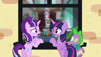 Starlight --In fact, I don't remember us ever...-- S5E26