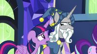 "Twilight Sparkle ""sacrifice the Elements"" S7E26"