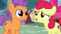 "Apple Bloom ""wish I'd realized what you needed"" S6E4"