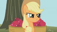 """Applejack """"how do ya like them apples?"""" S1E04"""