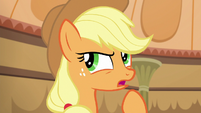 """Applejack """"would be better off if they left"""" S6E20"""