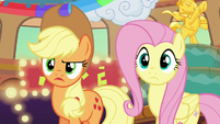 """Applejack confused """"the what now?"""" S6E20"""