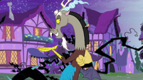 """Discord """"better than everypony else"""" S4E02"""