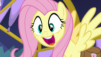 """Fluttershy excited """"absolutely!"""" S7E20"""