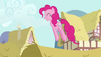 Pinkie PieRoofJumpingS2E18