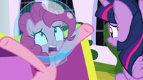 """Pinkie Pie """"without being in space"""" S9E4"""