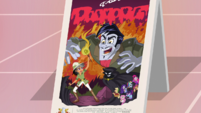 Posterboard of Daring Do and the Marked Thief of Marapore EGS3