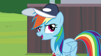 """Rainbow """"they have a pretty decent coach"""" S9E15"""