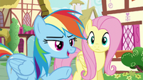 """Rainbow """"you'll never guess who showed up"""" S6E11"""