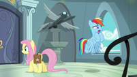 """Rainbow Dash """"if other ponies read this"""" S9E21"""