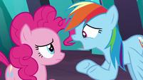 """Rainbow Dash """"lift our spirits"""" S9E2"""