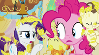 """Rarity """"you may still have some baking to do"""" S7E19"""