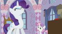 Rarity -What did you do- S2E05