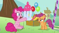 S05E19 Pinkie Pie i Scootaloo