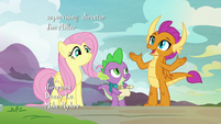 """Smolder """"will make a huge difference"""" S9E9"""