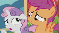 Sweetie Belle -what happened-- S5E18